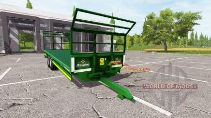 Broughan 28Ft autoload para Farming Simulator 2017