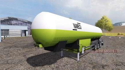 Kaweco tank manure v2.0 para Farming Simulator 2013