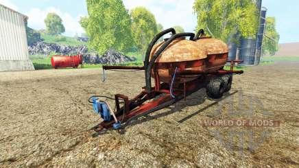 PZHU 9 para Farming Simulator 2015