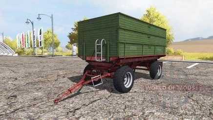 Krone Emsland v2.0 para Farming Simulator 2013