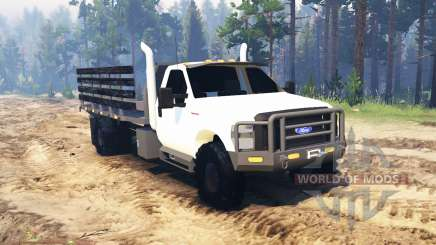 Ford F-450 Super Duty LWB para Spin Tires