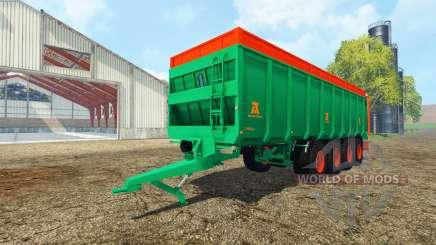 Aguas-Tenias ESP-TAT26 para Farming Simulator 2015