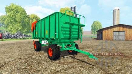 Aguas-Tenias GAT14 para Farming Simulator 2015