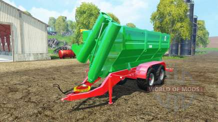 Kroger TUW 20 para Farming Simulator 2015