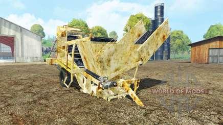 Fortschritt E673 para Farming Simulator 2015