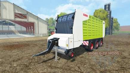 CLAAS Cargos 9600 v2.1 para Farming Simulator 2015