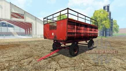PTS 40 v2.5 para Farming Simulator 2015