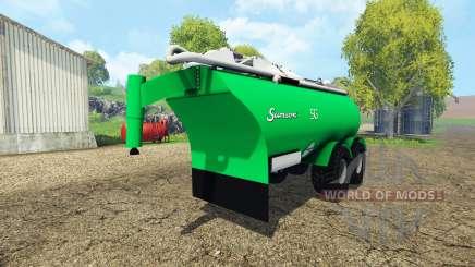 Samson SG 23 para Farming Simulator 2015