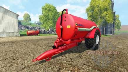 Marshall ST2550 para Farming Simulator 2015