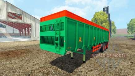 Aguas-Tenias manure spreader para Farming Simulator 2015