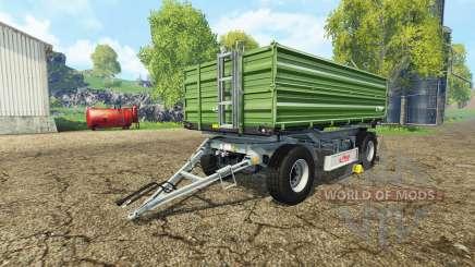 Fliegl DK 140-88 para Farming Simulator 2015