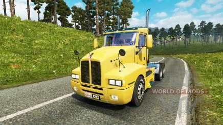 Kenworth T600 Day Cab para Euro Truck Simulator 2