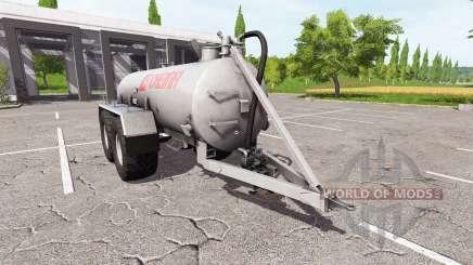 Creina 14000l para Farming Simulator 2017