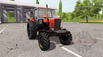 De Belarusian MTZ 82 v3.0 para Farming Simulator 2017