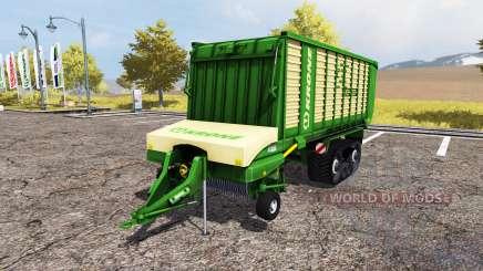 Krone ZX 450 GD terratrac para Farming Simulator 2013