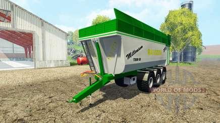 Ravizza Millenium 7200 para Farming Simulator 2015