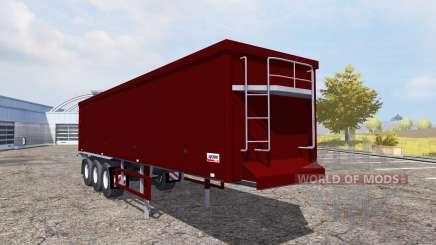 Kroger Agroliner SRB3-35 multifruit v1.3 para Farming Simulator 2013