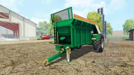 Tebbe MS 130 para Farming Simulator 2015