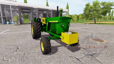 John Deere 4020 para Farming Simulator 2017