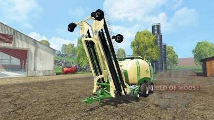Krone BigPack 12130 X-Cut Nadal R90 para Farming Simulator 2015