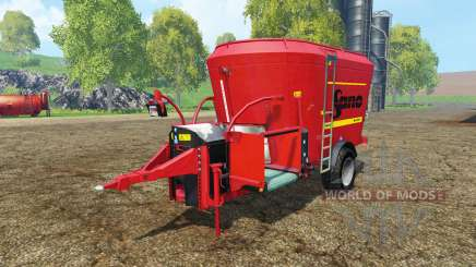 Sano TMR Profi Duo para Farming Simulator 2015