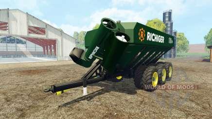 Richiger 1700 BSH para Farming Simulator 2015