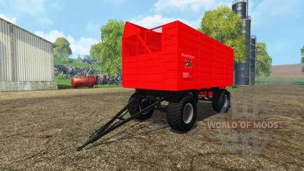 Massey Ferguson HW 80 v1.1 para Farming Simulator 2015