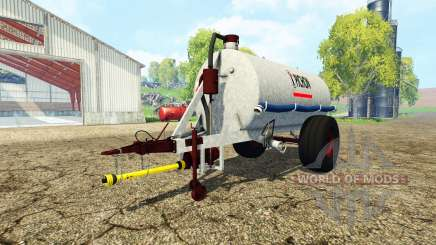 Pichon VE 7000 para Farming Simulator 2015