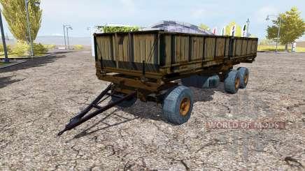 MMZ 768 v1.4 para Farming Simulator 2013