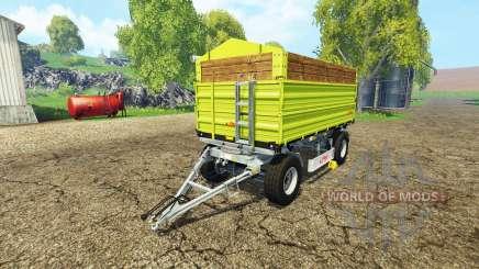 Fliegl DK 180-88 set1 para Farming Simulator 2015
