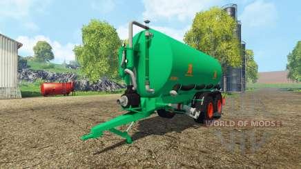 Aguas-Tenias CAT20 para Farming Simulator 2015