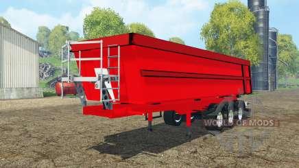 Schmitz Cargobull SKI 24 para Farming Simulator 2015