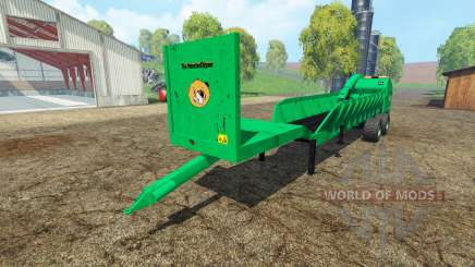 Separarately trailer v2.0 para Farming Simulator 2015