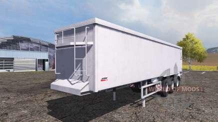 Kroger Agroliner SRB3-35 manure spreader para Farming Simulator 2013