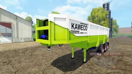 Kaweco Premium Jumbo X73S para Farming Simulator 2015