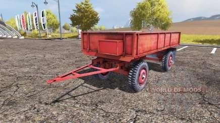 Tipper trailer para Farming Simulator 2013