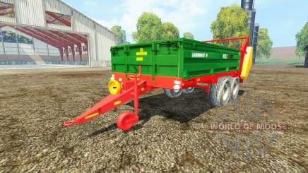 Warfama N218-2 para Farming Simulator 2015