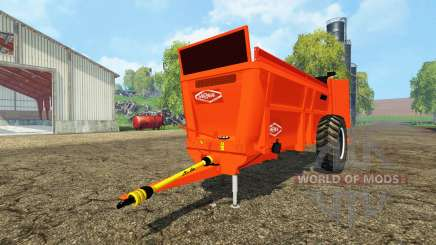 Orenge EV para Farming Simulator 2015