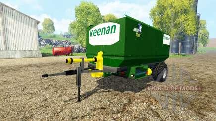 Keenan Mech-Fibre para Farming Simulator 2015