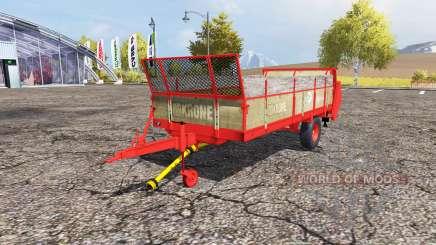 Krone Optimat v3.0 para Farming Simulator 2013