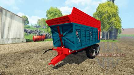 Bossini RA 200-7 para Farming Simulator 2015