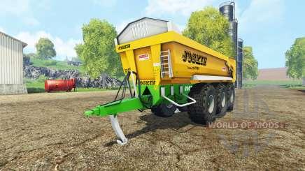 JOSKIN Trans-KTP 27-65 para Farming Simulator 2015
