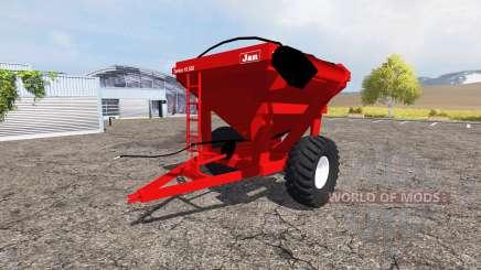 Jan Tanker 10.500 para Farming Simulator 2013