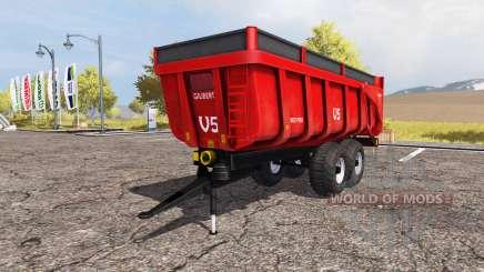 Gilibert 1800 PRO v5.0 para Farming Simulator 2013