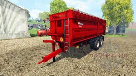 Krampe BBS 900 para Farming Simulator 2015