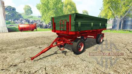 Krone Emsland v2.0 para Farming Simulator 2015
