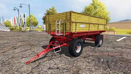 Krone Emsland para Farming Simulator 2013