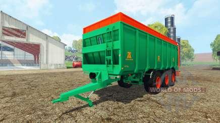 Aguas-Tenias ESP-TAT22 para Farming Simulator 2015