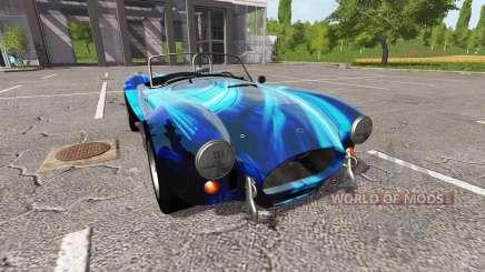 Shelby Cobra seaskin v2.0 para Farming Simulator 2017