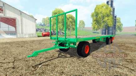 Aguas-Tenias PGAT v2.0 para Farming Simulator 2015